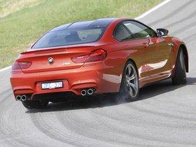 Ver foto 9 de BMW M6 Coupe F12 2011
