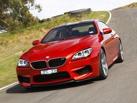 Ver foto 8 de BMW M6 Coupe F12 2011