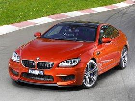 Ver foto 14 de BMW M6 Coupe F12 2011