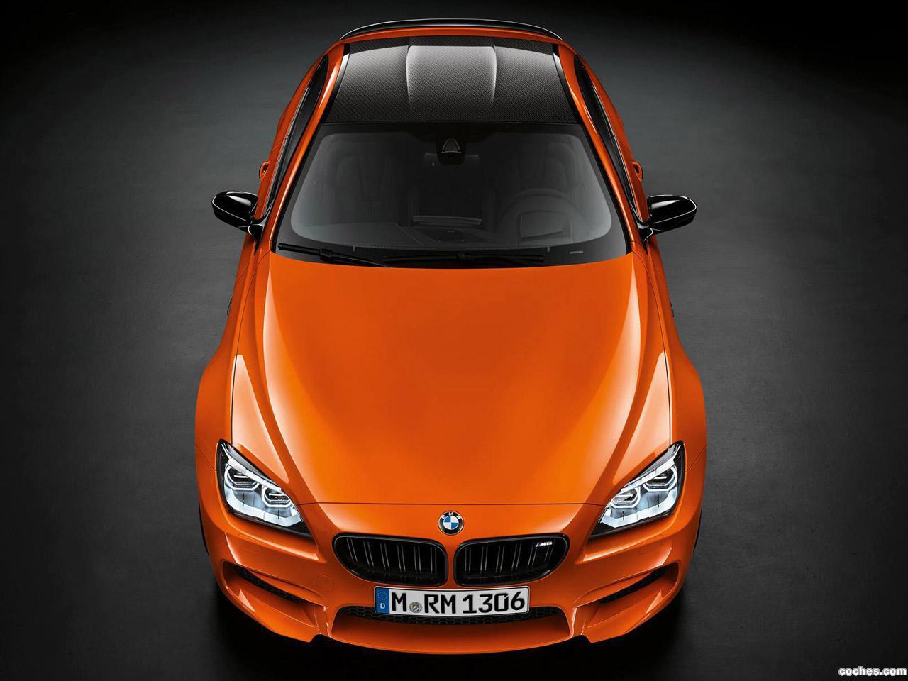 Foto 0 de BMW M6 Coupe Individual Marco Wittmann 2014