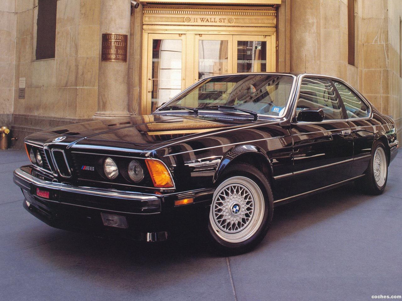 Foto 0 de BMW M6 E24 1986