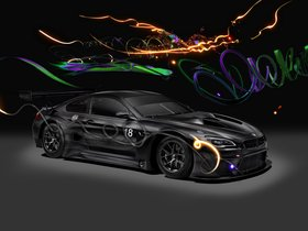 Ver foto 8 de BMW M6 GT3 Art Car by Cao Fei F13 2017