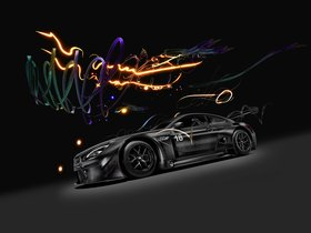 Ver foto 5 de BMW M6 GT3 Art Car by Cao Fei F13 2017