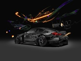 Ver foto 4 de BMW M6 GT3 Art Car by Cao Fei F13 2017
