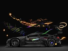 Ver foto 2 de BMW M6 GT3 Art Car by Cao Fei F13 2017