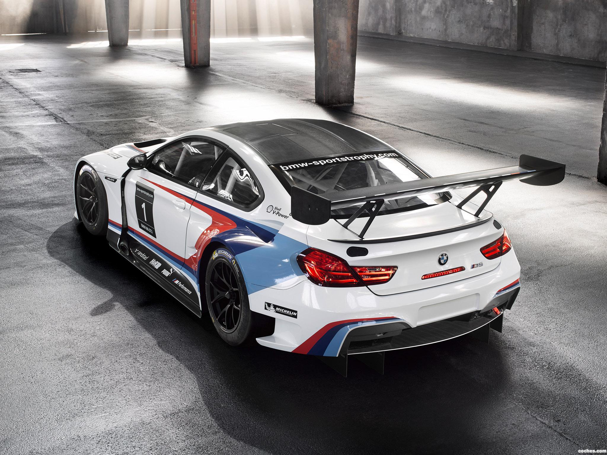 Foto 3 de BMW M6 GT3 F13 2015