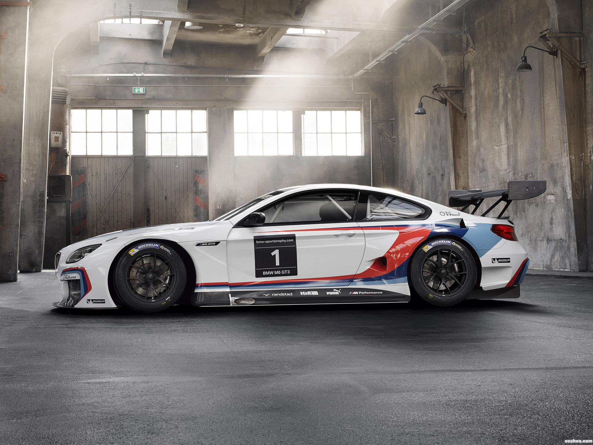 Foto 2 de BMW M6 GT3 F13 2015