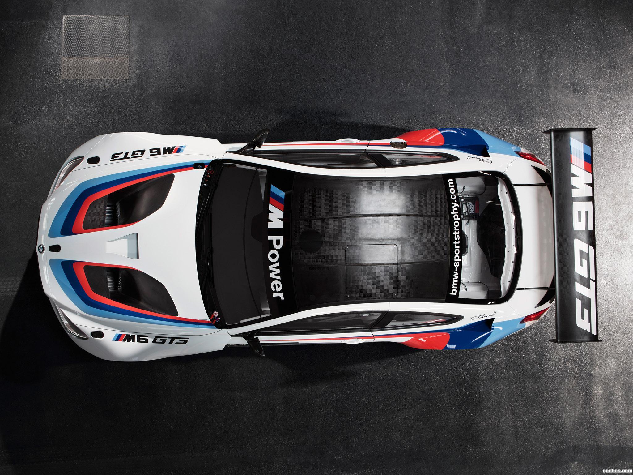 Foto 1 de BMW M6 GT3 F13 2015