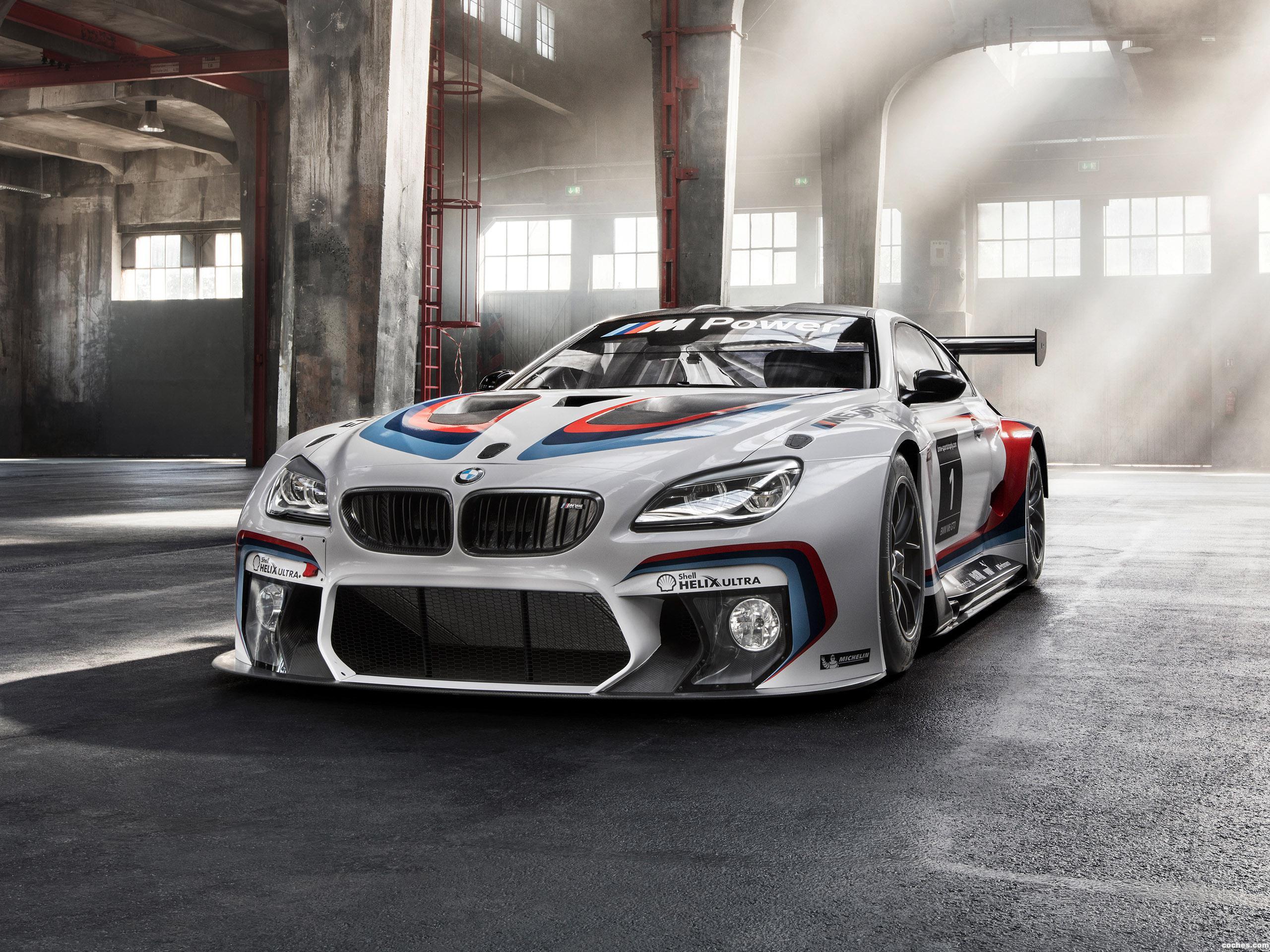 Foto 0 de BMW M6 GT3 F13 2015