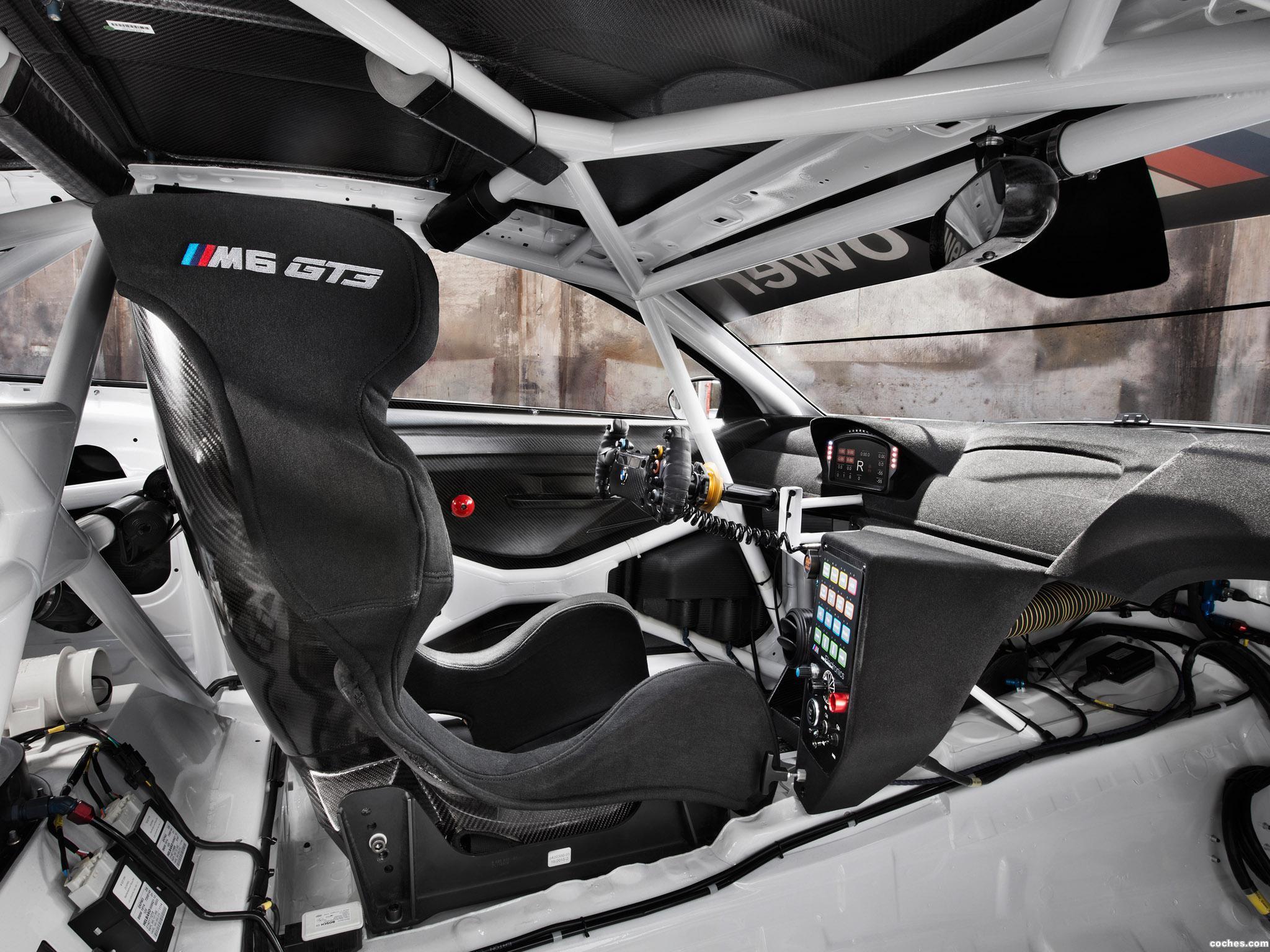 Foto 15 de BMW M6 GT3 F13 2015