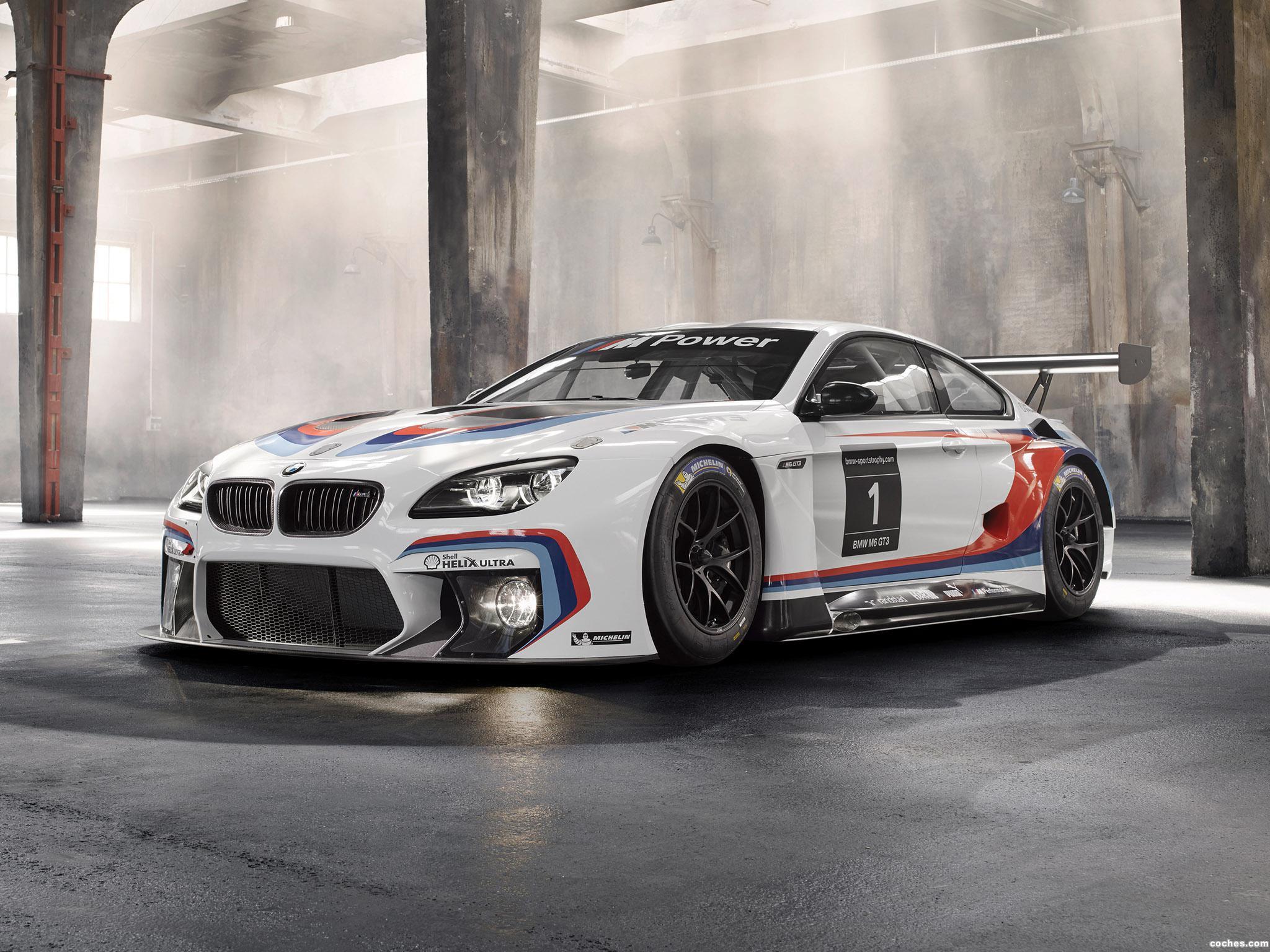 Foto 11 de BMW M6 GT3 F13 2015