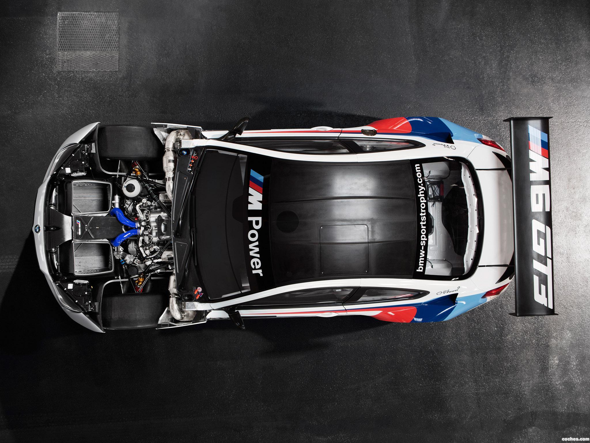 Foto 9 de BMW M6 GT3 F13 2015