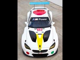 Ver foto 4 de BMW M6 GTLM Art Car by John Baldessari F13 2016