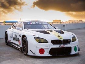 Ver foto 2 de BMW M6 GTLM Art Car by John Baldessari F13 2016