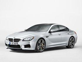 Fotos de BMW M6 Gran Coupe F06 2013