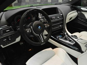 Ver foto 13 de BMW M6 Gran Coupe Java Green 2014