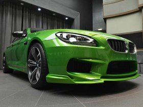 Ver foto 4 de BMW M6 Gran Coupe Java Green 2014