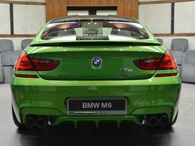 Ver foto 2 de BMW M6 Gran Coupe Java Green 2014