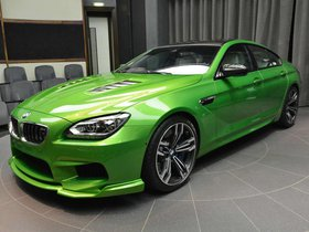 Ver foto 1 de BMW M6 Gran Coupe Java Green 2014