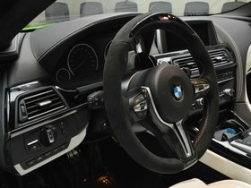 Ver foto 12 de BMW M6 Gran Coupe Java Green 2014