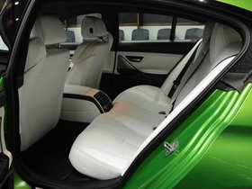 Ver foto 10 de BMW M6 Gran Coupe Java Green 2014
