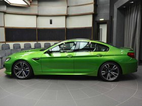 Ver foto 9 de BMW M6 Gran Coupe Java Green 2014