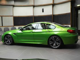 Ver foto 8 de BMW M6 Gran Coupe Java Green 2014