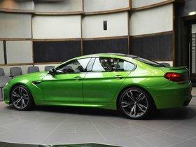 Ver foto 8 de BMW M6 Gran Coupe Java Green 2014