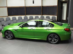 Ver foto 7 de BMW M6 Gran Coupe Java Green 2014
