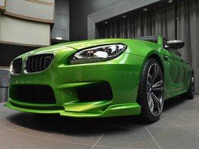 Ver foto 6 de BMW M6 Gran Coupe Java Green 2014