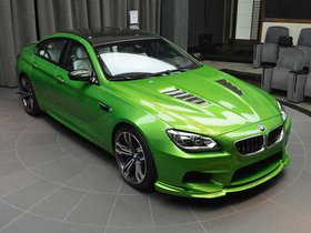 Ver foto 5 de BMW M6 Gran Coupe Java Green 2014