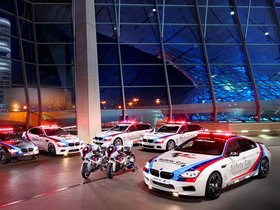 Ver foto 4 de BMW M6 Gran Coupe MotoGP Safety Car F06 2013