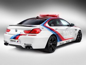 Ver foto 3 de BMW M6 Gran Coupe MotoGP Safety Car F06 2013