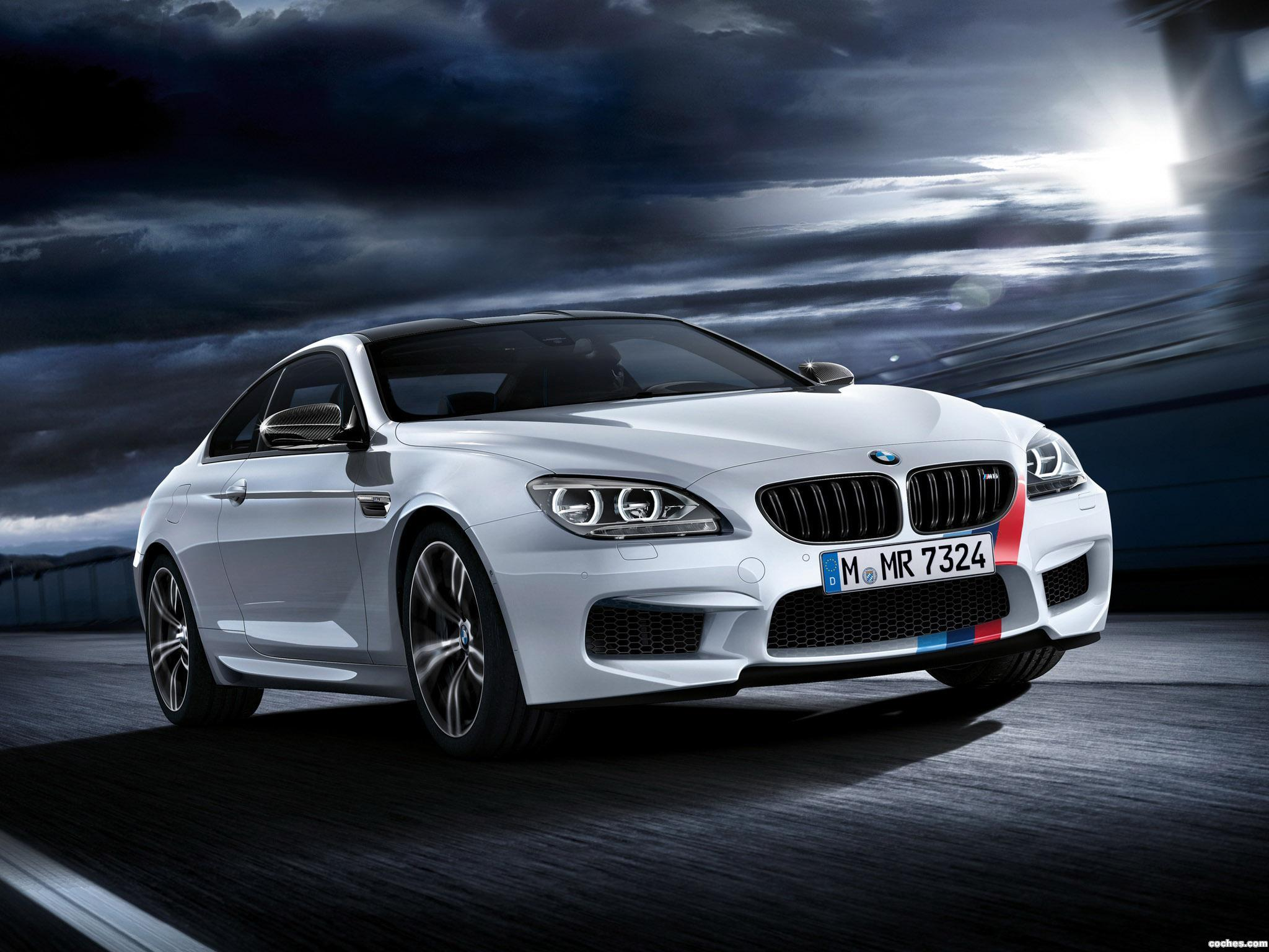 Foto 0 de BMW M6 Performance Edition F13 2013