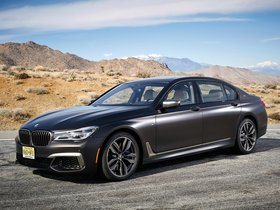 Fotos de BMW M760i xDrive G11 USA  2017