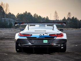 Ver foto 37 de BMW M8 GTE 2018