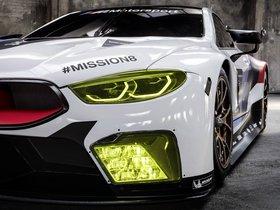 Ver foto 9 de BMW M8 GTE 2018
