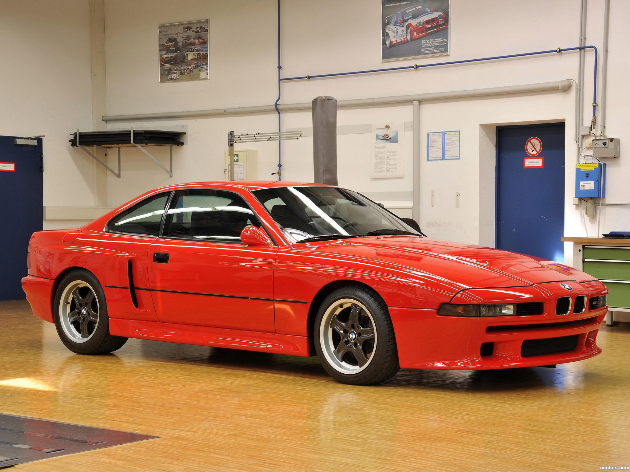 Foto 0 de BMW M8 Prototype E31 1990