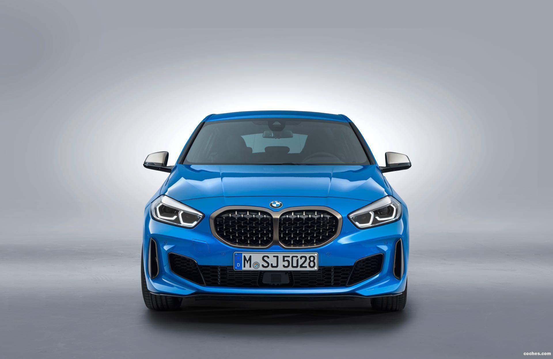 Foto 22 de BMW M135i xDrive (F40) 2019