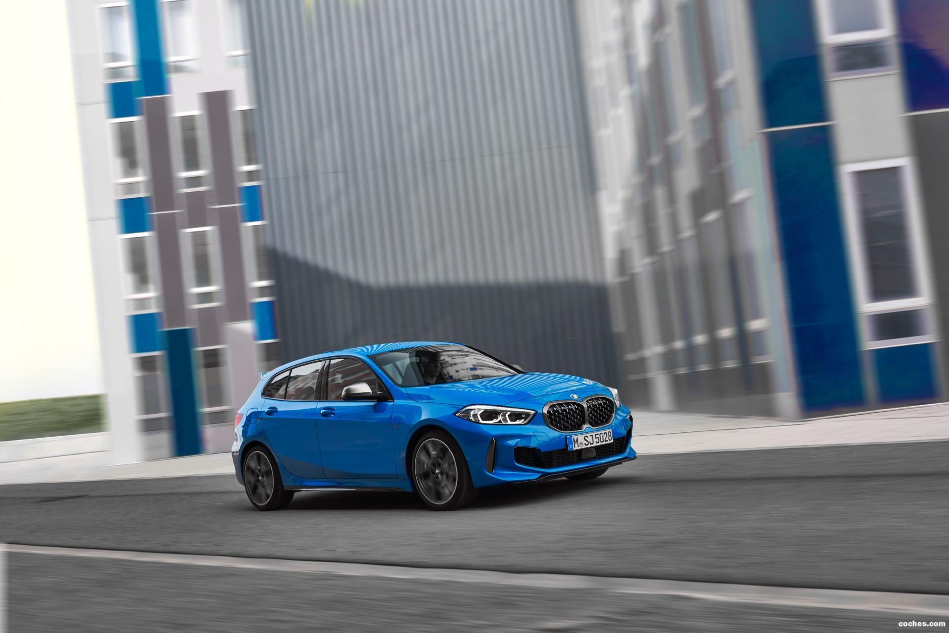 Foto 29 de BMW M135i xDrive (F40) 2019