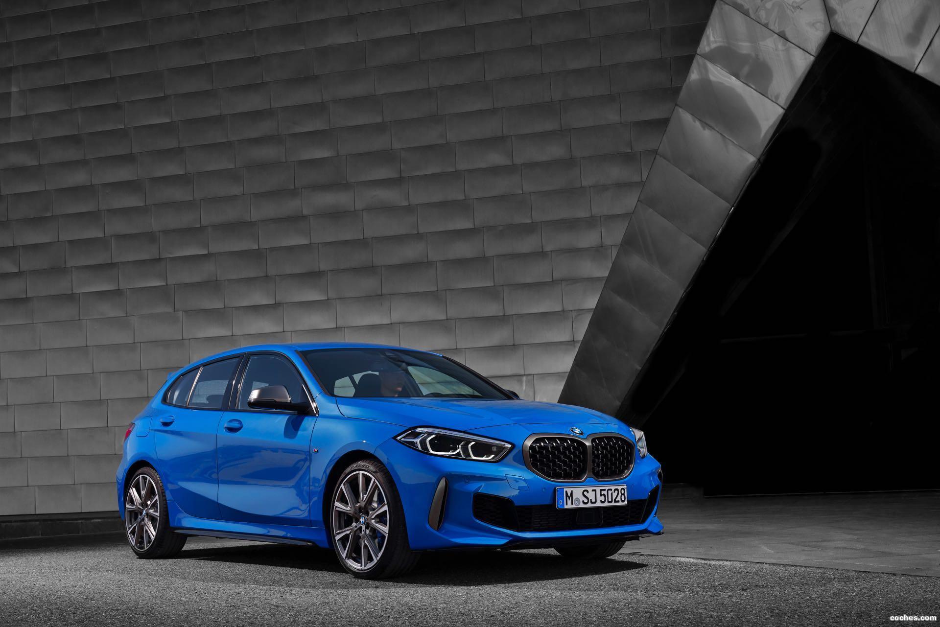 Foto 8 de BMW M135i xDrive (F40) 2019