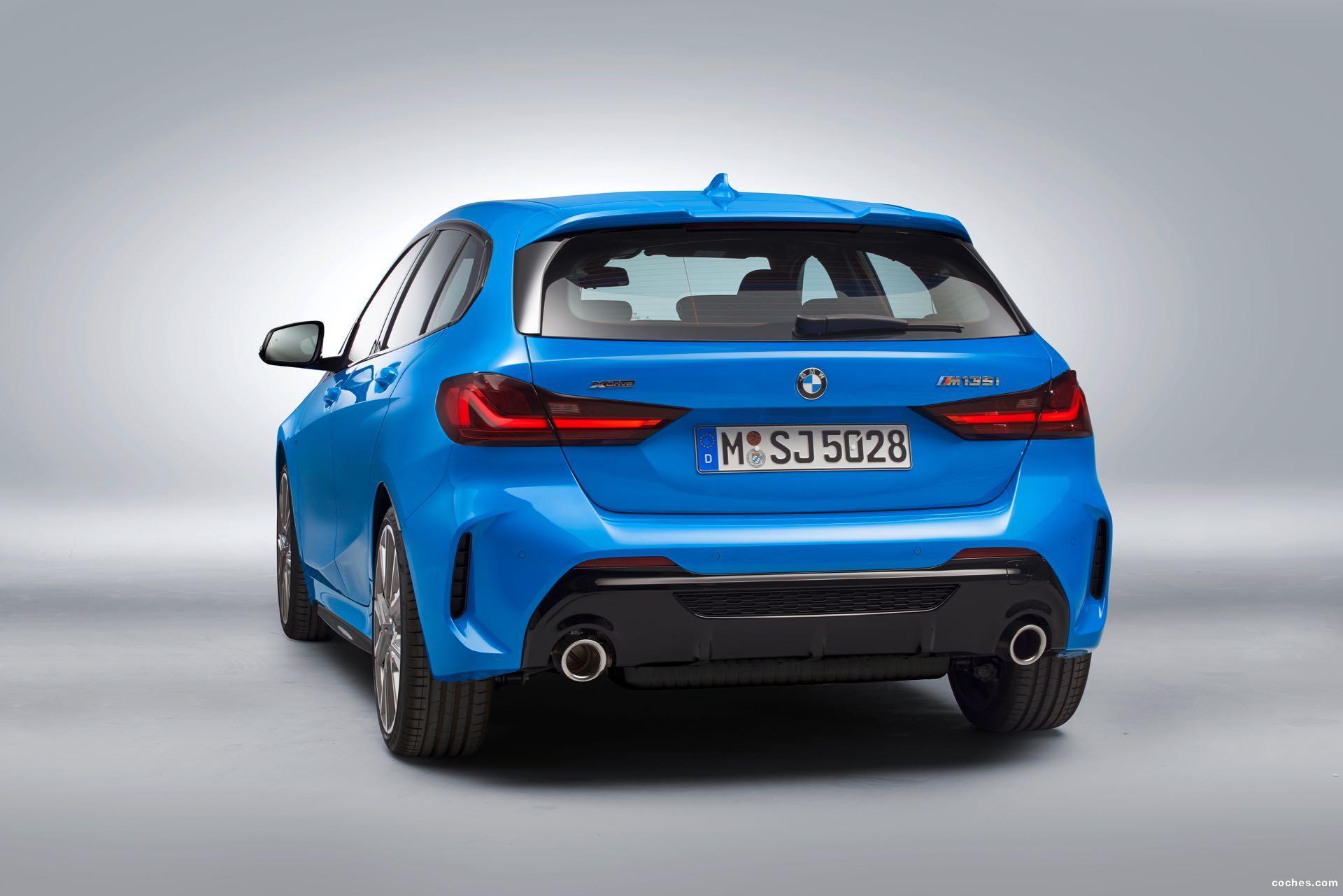 Foto 37 de BMW M135i xDrive (F40) 2019