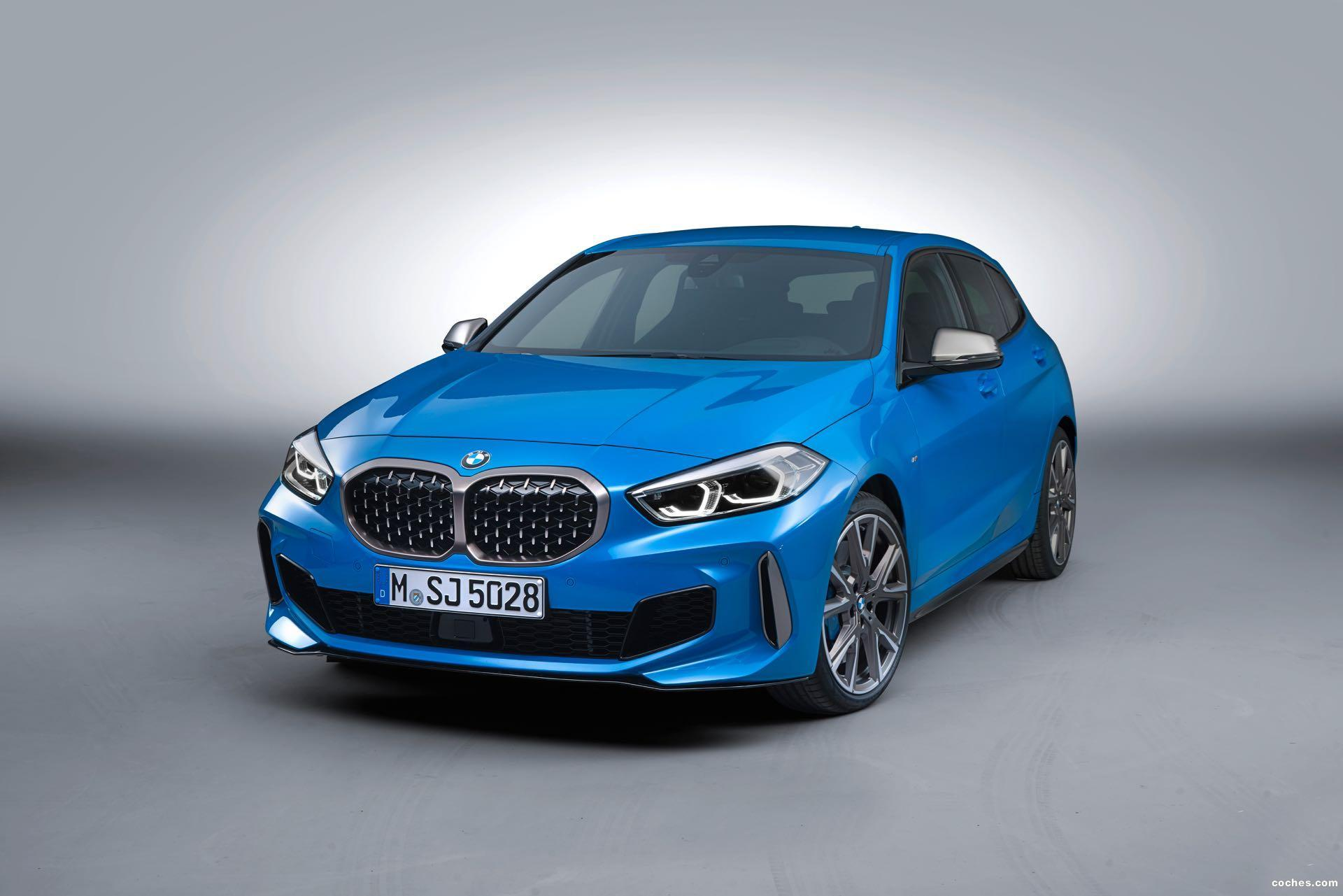 Foto 42 de BMW M135i xDrive (F40) 2019