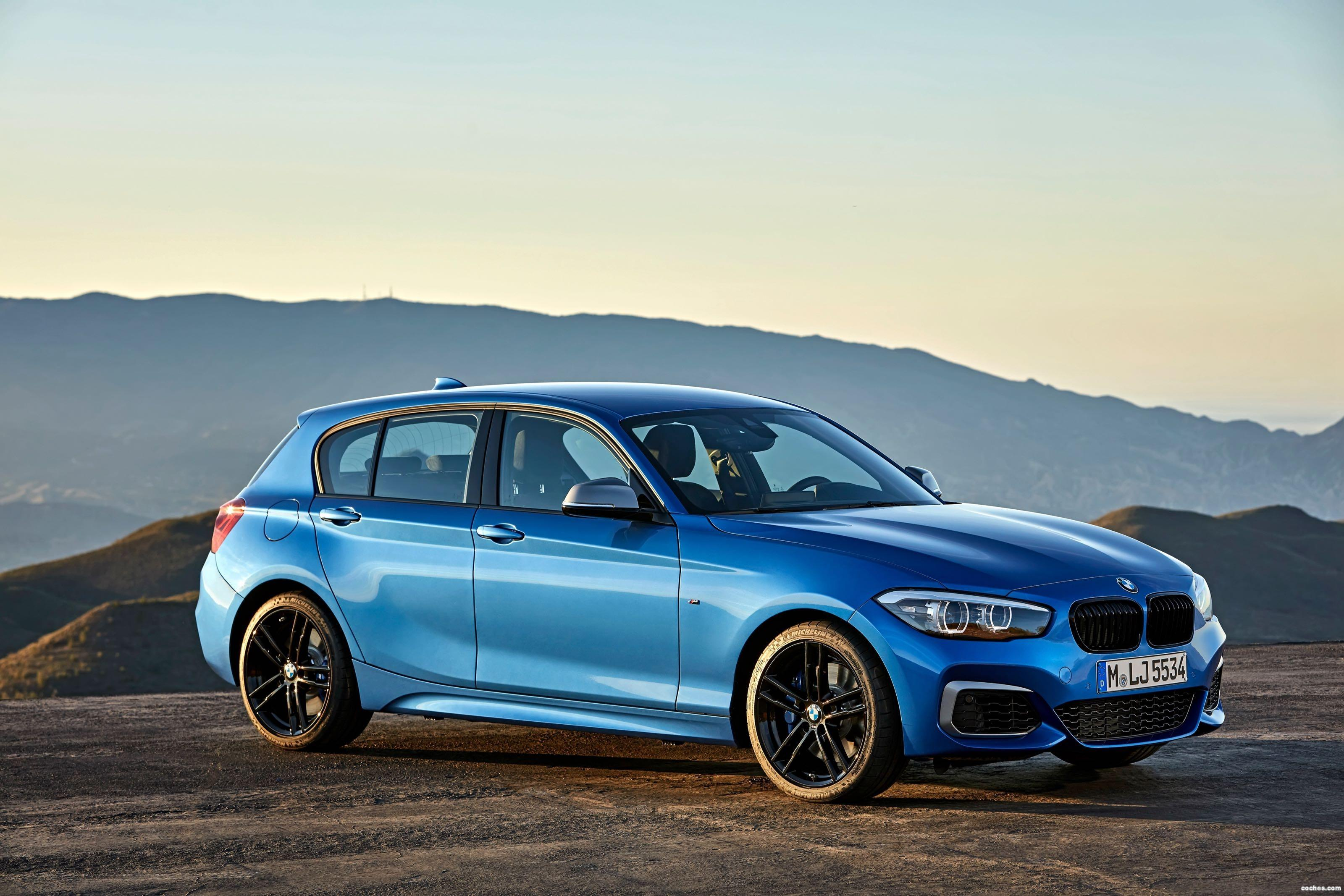 fotos de bmw serie 1 m140i xdrive 5 puertas edition shadow 2017 foto 2. Black Bedroom Furniture Sets. Home Design Ideas