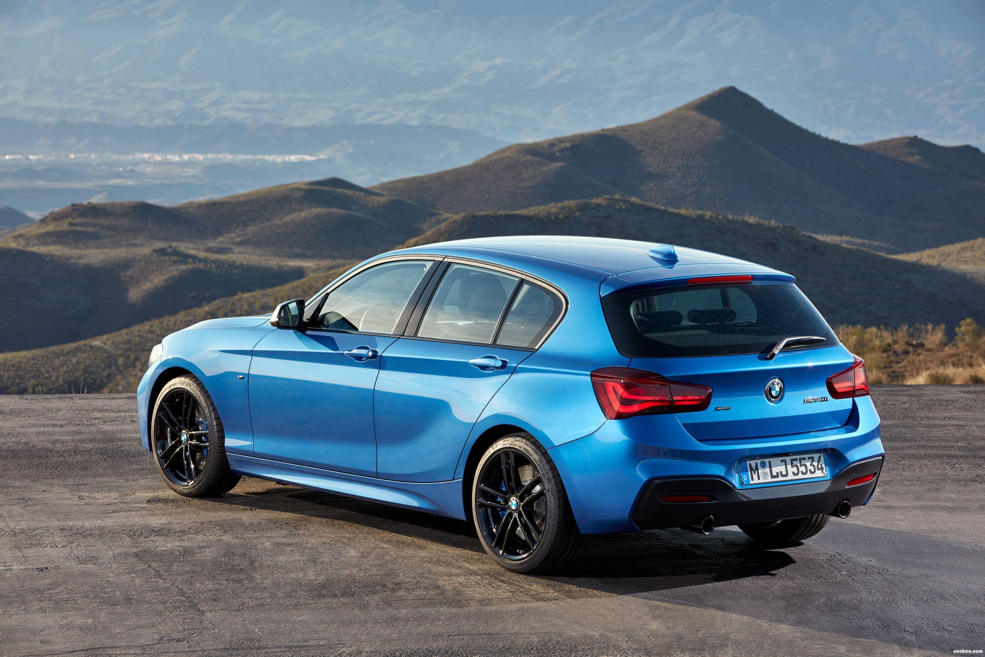 fotos de bmw serie 1 m140i xdrive 5 puertas edition shadow 2017 foto 6. Black Bedroom Furniture Sets. Home Design Ideas