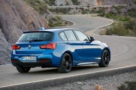 Ver foto 15 de BMW Serie 1 M140i xDrive 5 puertas Edition Shadow 2017