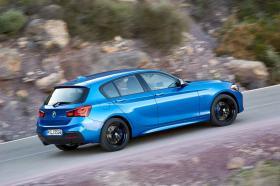 Ver foto 6 de BMW Serie 1 M140i xDrive 5 puertas Edition Shadow 2017