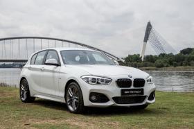 Ver foto 1 de BMW Serie 1 118i M Sport 5 puertas Malasia 2017