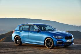 Ver foto 3 de BMW Serie 1 M140i xDrive 5 puertas Edition Shadow 2017