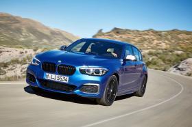 Ver foto 5 de BMW Serie 1 M140i xDrive 5 puertas Edition Shadow 2017
